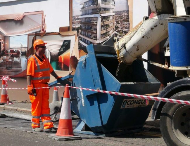Cementing